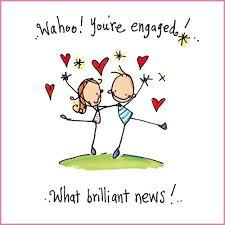 congratulate engagement engagement wishes search greetings