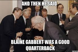Blaine Gabbert Meme - the pessimist s guide to the 2012 nfl season kssu the blog