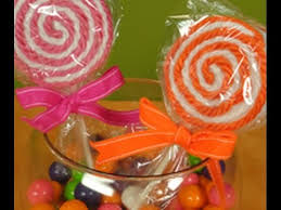 Fake Lollipop Decorations How To Make Lollipop Ornaments On Hands On Crafts For Kids 1411 2