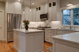 white shaker kitchen cabinets to ceiling kitchen remodel cabinets to ceiling with molding and glass