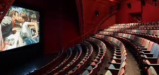 Movie Theater With Beds Nyc Bam Visit