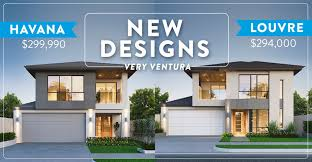 3d Home Design Images Of Double Story Building Ventura Homes New Homes Builder In Perth And Wa