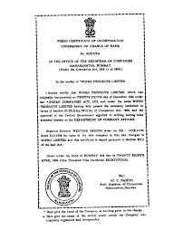 Certification Letter For Name Change Ex 1 2