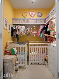 put baby in the closet 5 lovely converted closet nurseries
