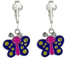 clip on earrings for kids clip on earrings zeige earrings
