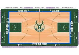 Nba Map Tickets Full 2017 19 Milwaukee Bucks