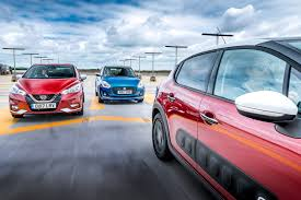suzuki swift vs nissan micra vs citroen c3 triple test review by