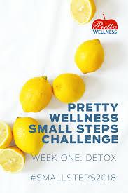 Challenge Steps Pretty Wellness Small Steps Challenge 2018 Pretty Wellness