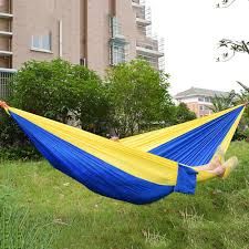 hammock bed aliexpress com buy assorted color hanging sleeping bed parachute