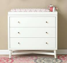 Change Table Topper Changing Table Topper For Dresser Mid Century White