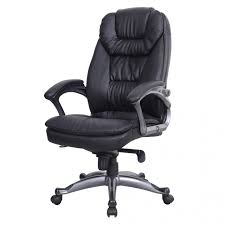 Best Computer Desk Chairs Comely Best Computer Desk Chair Mid Back Leather Upholstery White