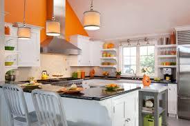 orange kitchen decor names of shades of orange orange kitchen