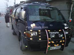 toyota hiace 1991 for sale in rawalpindi pakwheels