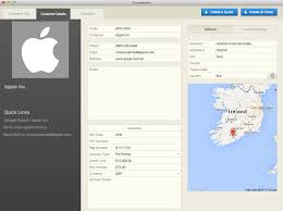 filemaker quote database web viewer maps