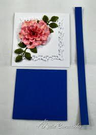 mail flowers packaging and mailing card tutorial kittiekraft