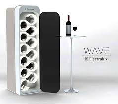 techie wine racks wave ultra sonic wine