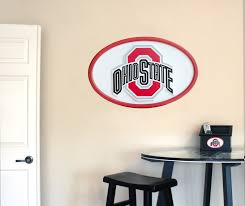 100 ohio state buckeyes home decor amazon com college
