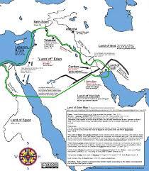 Biblical Maps Nod John U0027s Blog