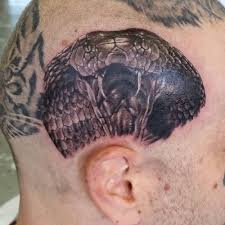 3d snake tattoo designs ideas 2018