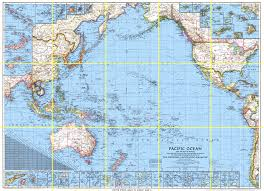 map usa oceans hyperwar pacific