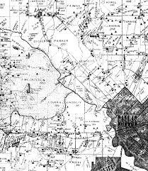 Dallas Map by Sam Street U0027s Map Of Dallas County 1900