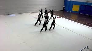 palazzetto le cupole torino gruppo ritmica torino dimostrazione presso la soc ritmica