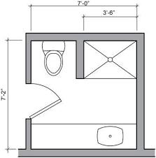 bathroom design floor plans best 25 small bathroom floor plans ideas on small in