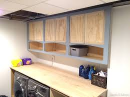 Laundry Room Cabinets by Operation Laundry Room Shaker Cabinets Reality Daydream