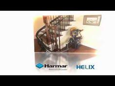 csl500 helix curved stair lift the next generation helix curved