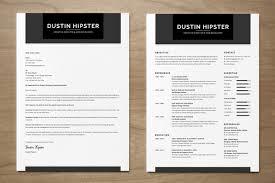 Vintage Resume Template 10 Great Minimal Design Cv Designs
