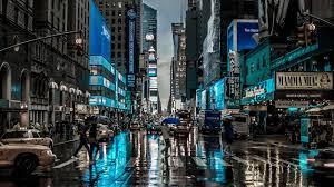 rainy day in new york city wallpaper wallpaper studio 10 tens