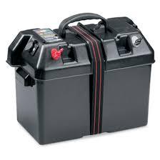 minn kota trolling motor battery box power center 123542 boat