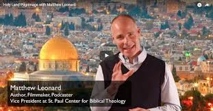 holy land pilgrimage catholic matthew leonard pilgrimage to the holy land with 206 tours