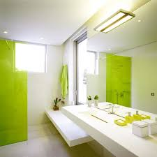 and refreshing lime bathrooms that will fascinate you