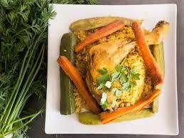 poulet cuisiné another chef pilaou de poulet cuisiné par fatima