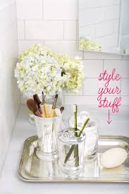 Bathroom Countertop Organizer by Organizing Ideas For The Bathroom Decorative Organizing Bathroom