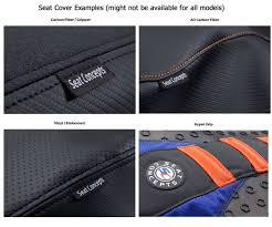seat concepts foam u0026 cover kit tall for ktm exc 14 16