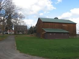 house and barn file mcclelland homestead house and barn jpg wikimedia commons