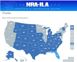 Utah Concealed Carry Map by Florida Gun Laws