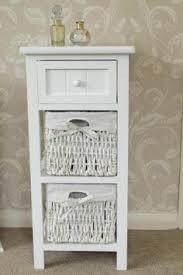 White Wicker Bathroom Storage White Wicker Bathroom Cabinet Wicker Bathroom Furniture Lowes