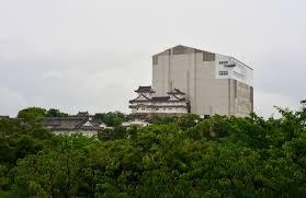 Himeji Castle Floor Plan July 2012