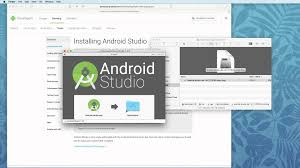 how to install android studio installing android studio for mac