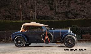 bugatti type 1 1929 bugatti type 44 grand sport is straight 8 gp racer as 4 seat