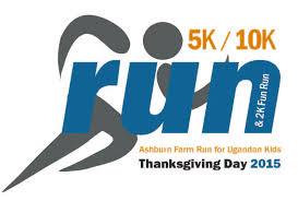 ashburn farm thanksgiving day 2015 5k 10k 2k ashburn va 2015