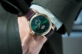 Watch by Shinola U0027s First Ever Dress Watch Is Made For This Menswear Moment Gq