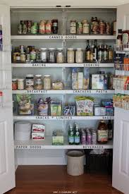 Diy Kitchen Pantry Ideas by Best 25 Pantry Closet Organization Ideas On Pinterest Pantry