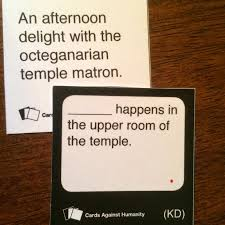 cards against humanity near me cards against mormonism happy heathen