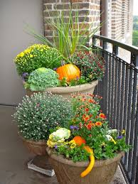 786 best halloween fall planters images on pinterest fall