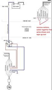 pics of a fuel pump rewire rx7club com mazda rx7 forum
