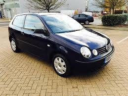 vw polo twist 2004 only 49 000 miles petrol 1 owner manual mot
